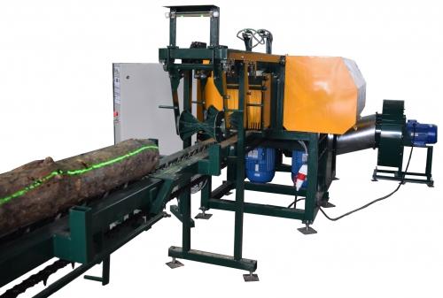 Станок для переработки тонкомера УПТ-250С