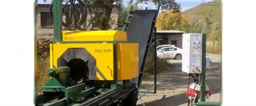 Оцилиндровочный станок ОЦС - 2АМ