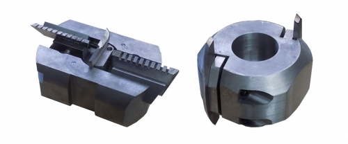 Set of cutters for diameters 320-360mm