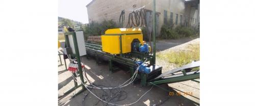 Conveyor to remove sawdust TOL-2