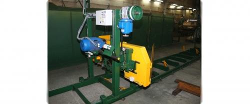 Tape power-saw bench LPU-900