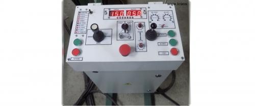 Дисковая угловая пилорама УПС-550