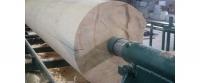 Log lathe OCS-4AM