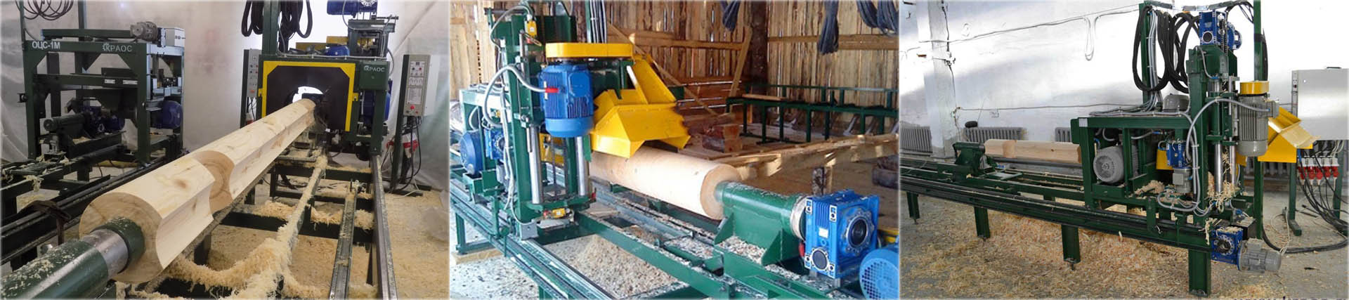 Production and sale of woodworking equipment